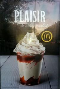 Le plaisir de MacDonalds