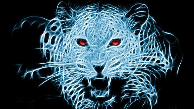 Leopardo Fractal, de adisstudiotd0