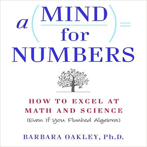 Portada del libro de Barbara Oakley en su versión original