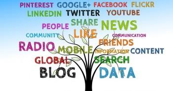 El árbol del Social Media
