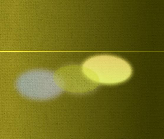Elipses con degradado sobre textura rugosa