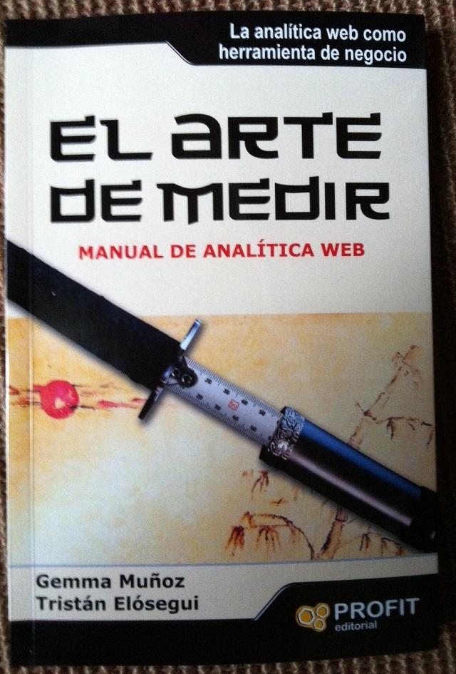 Portada del libro El arte de medir