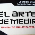 Detalle de la portada del libro El arte de medir