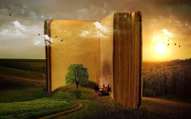 Libro jardín